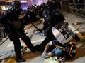 Polisi Hong Kong Tangkap 20 Orang Lebih terkait Demo Ricuh