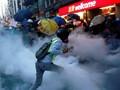 Militer China Unggah Video untuk Takuti Pedemo Hong Kong