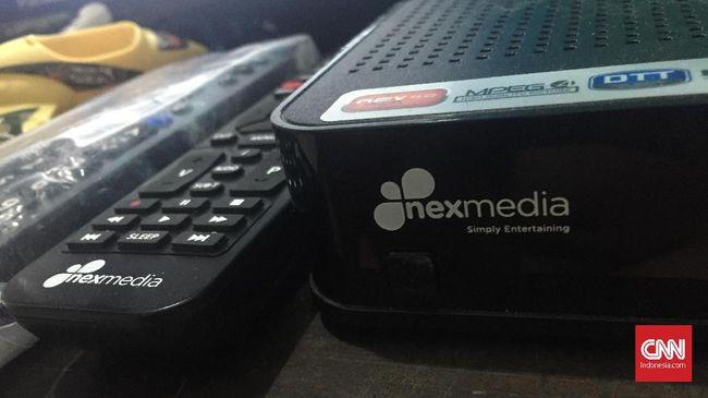 Berbeda dengan kebanyakan televisi berlangganan, Nexmedia memanfaatkan teknologi telestrial yang membuat tayangan bisa dinikmati tanpa menggunakan parabola.
