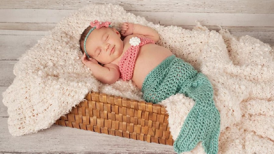30 Nama Bayi Perempuan Terinspirasi Lautan