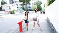 <p>Masayu juga kerap quality time bersama putrinya dengan jalan-jalan ke luar negeri lho. (Foto: Instagram @masayuanastasia)</p>