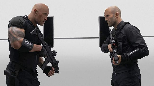 Review Film Fast Furious Presents Hobbs Shaw
