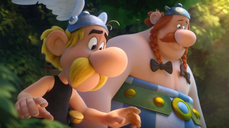 Petulangan Asterix dan Obelix kembali diangkat di film animasi berjudul Asterix: The Secret of the Magic Potion. Mari intip 7 gambar animasi cuplikan filmnya.