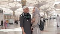 <p>Meski demikian, pasangan ini sudah ikhlas dengan kejadian tersebut. (Foto: Instagram @dimsad77)</p>