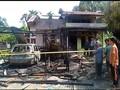 VIDEO: Wartawan Aceh Duga Rumahnya Dibakar Terkait Berita