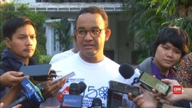 VIDEO: Dikritik soal Sampah, Anies Bahas Gubernur Terdahulu
