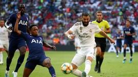 FOTO: Real Madrid Kalah Lagi, Kali Ini dari Tottenham