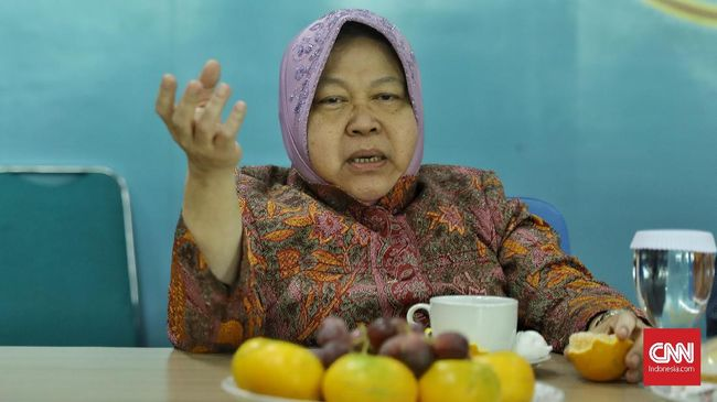 Netizen geram usai Menteri Sosial Risma membawa-bawa Papua saat marahi PNS Wyata Guna di Bandung.
