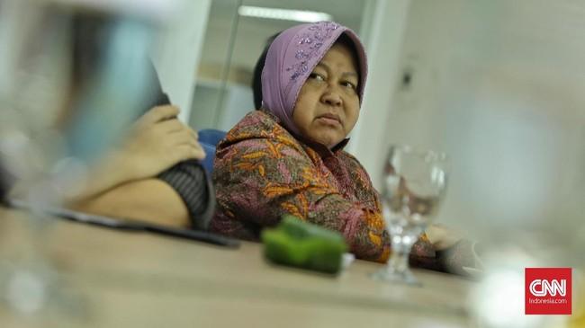 Risma Ingin ke Lokasi Konflik Papua, Tapi Jokowi Tak Izinkan