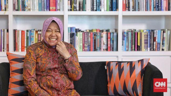 Wali Kota Surabaya Tri Rismaharini mengaku tak tahu menahu soal kritik Ketua PKB Muhaimin Iskandar terhadap kota Surabaya. Dia mengaku tidak punya akun medsos.