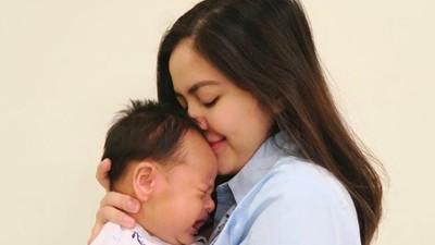 Respons Tasya Kamila Ketika Sang Anak Jadi Korban Body Shaming