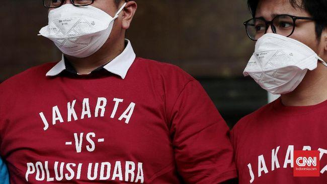 Setelah listrik berangsur normal pada Senin (5/8), kualitas udara Jakarta terpantau sedikit memburuk pada Selasa (6/8) pagi.