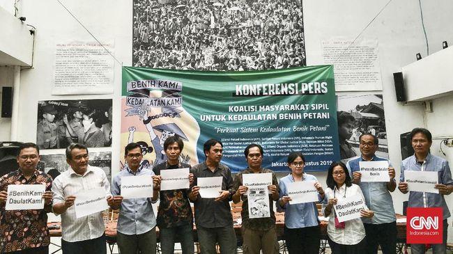 Aliansi Petani Indonesia (API) menilai penangkapan Munirwan, pengembang benih padi di Aceh Utara, merupakan kriminalisasi terhadap petani kecil.