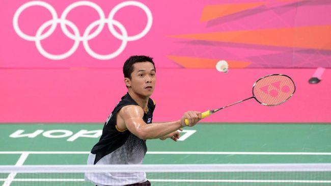 Taufik Hidayat pernah bersinar di arena badminton dunia dan kini berurusan dengan KPK sebagai salah satu saksi.