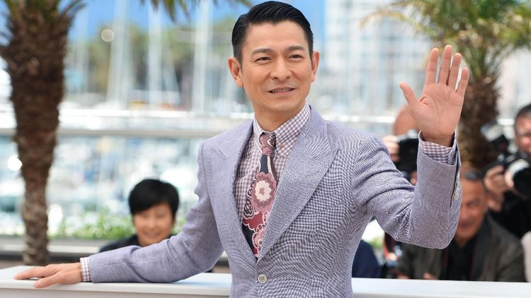 CANNES, FRANCE - MAY 20:  Actor Andy Lau attends the photocall for 'Blind Detective' during  The 66th Annual Cannes Film Festival at Palais des Festivals on May 20, 2013 in Cannes, France.  (Photo by Samir Hussein/Getty Images)
