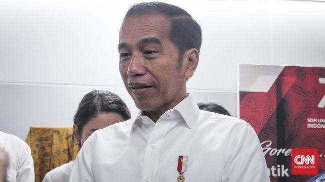 Jokowi soal Menteri: Ada yang Usianya 25 Tahun