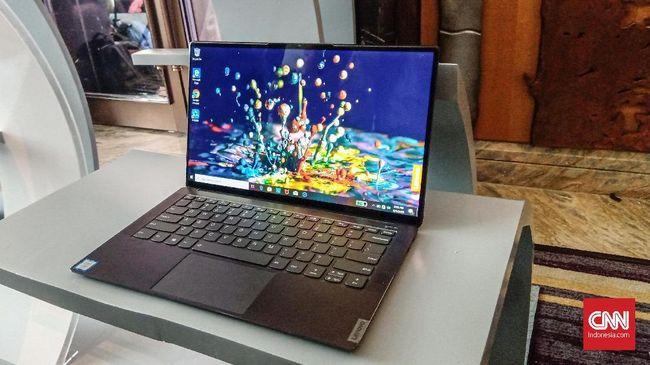 Spesifikasi Lenovo Yoga S940, Dilengkapi Pengenal Biometrik