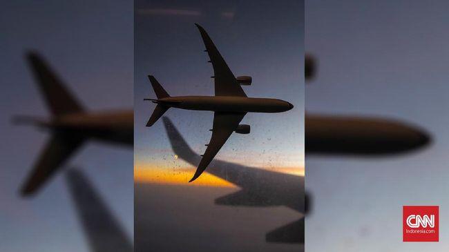 Pesawat milik maskapai penerbangan Taiwan, ditolak masuk wilayah udara Hong Kong karena ada uji coba rudal di Laut China Selatan (LCS).
