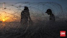 Malaysia Bebaskan 5 Nelayan Indonesia Terobos Perairan