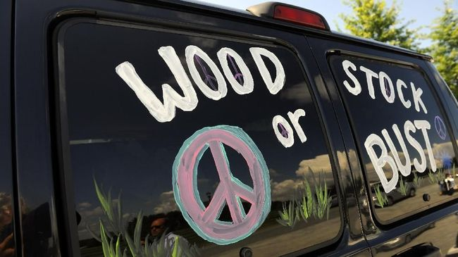 Dikenal sebagai festival musik demi perdamaian, terjadi kekerasan dan pelecehan seksual di antara pengunjung Woodstock '99.