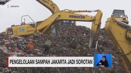 VIDEO: Pengelolaan Sampah di Jakarta Jadi Sorotan