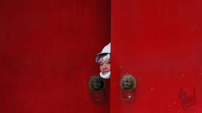 Kali ini foto-foto pilihan CNNIndonesia.com terbentang dari Aceh hingga Jerman.