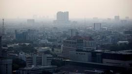 Listrik Pulih, Jakarta Kembali ke Papan Atas Polusi Udara