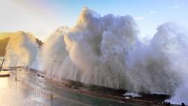 Cara Aman Hadapi Tsunami Megathrust 20 Meter Selatan Jawa