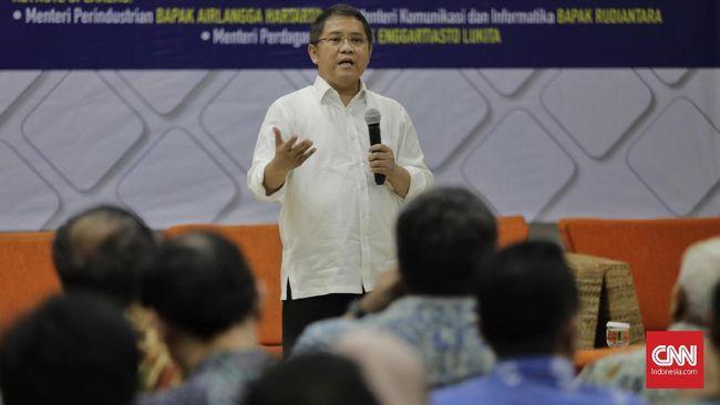 Menkominfo Rudiantara membenarkan kabar PHK massal Bukalapak. Namun ia memastikan langkah tersebut bukan berarti Bukalapak akan tutup.