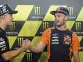 Rossi Sebut Binder Binatang Usai Menang MotoGP Ceko