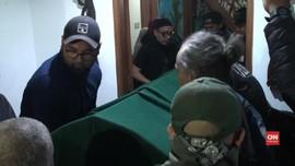 VIDEO: Jenazah Agung Hercules Dimakamkan Hari Ini