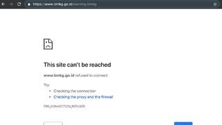 Situs dan Aplikasi BMKG <i>Down</i> Usai Gempa Banten