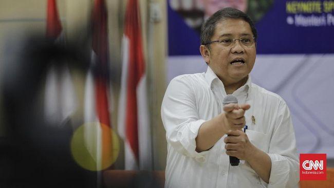 Menkominfo Rudiantara mengatakan matinya layanan telekomunikasi di Papua disebabkan oleh adanya pihak yang memotong kabel utama jaringan optik Telkomsel.