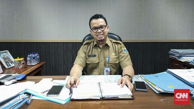 Kepala Dinas Perumahan Rakyat dan Kawasan Permukiman Kelik Indriyanto selama ini menjalankan program andalan Anies Baswedan, yakni rumah DP Rp0.