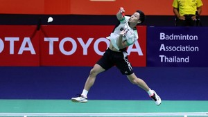 Hanya Satu Atlet Indonesia yang Mampu Unggul atas Lin Dan