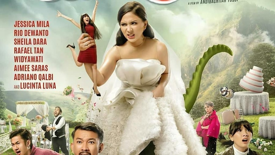 4 Film Komedi Indonesia yang Wajib Ditonton Tahun 2019