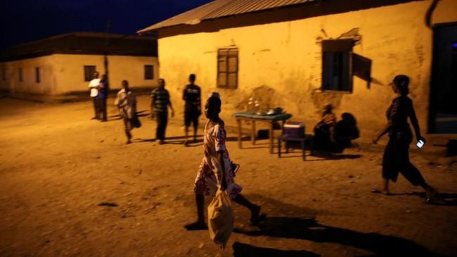 Ghana memperingati 400 tahun perbudakan penduduknya yang dibawa ke Amerika Serikat dan Eropa.