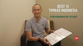 VIDEO: Best XI Timnas Indonesia Versi Kurniawan Dwi Yulianto