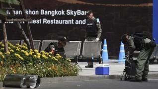 Polisi Thailand Sebut Bom Bangkok Beraroma Politis
