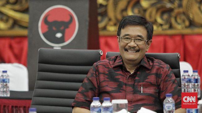 Ketua DPP PDIP, Djarot Saiful Hidayat mengaku belum mendapatkan kabar tentang dugaan kader PDIP terjaring OTT KPK dalam kasus suap impor bawang putih.