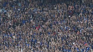 Kehadiran Suporter di Liga 1 2020 Diputuskan Agustus