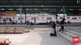 Hanya 45 KRL Bogor dan Bekasi yang Cuma Sampai Manggarai