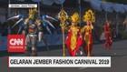 VIDEO: Gelaran Jember Fashion Carnival 2019