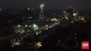 Gangguan Jaringan, Listrik Sebagian Wilayah Jakarta Mati