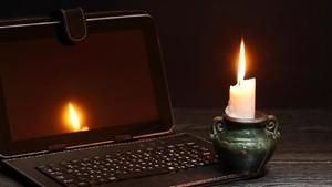 Netizen Komplain Mati Lampu di Jakarta Pagi Ini