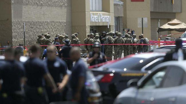 Kepolisian menyebut tersangka penembakan massal di Kota Odessa, Texas, Amerika Serikat, dipecat dari pekerjaan beberapa jam sebelum kejadian.