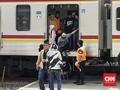 Listrik Jabodetabek Padam, KRL Berhenti Beroperasi
