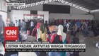 VIDEO: Listrik Padam, Layanan KRL Lumpuh Total