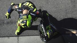 Pindah ke Petronas Dianggap Tak Ideal untuk Rossi