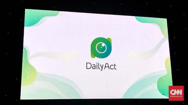 DailyAct, Aplikasi Media Sosial Asal Indonesia